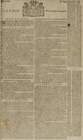 Leydse Courant 1767-09-02