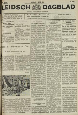 Leidsch Dagblad 1932-06-03