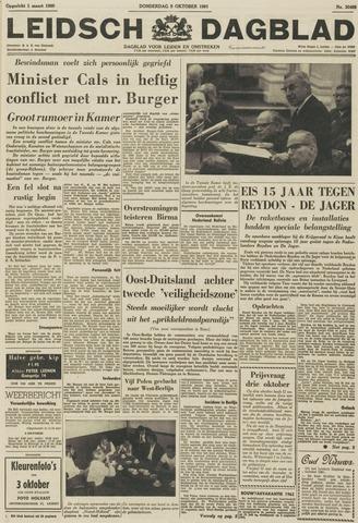 Leidsch Dagblad 1961-10-05
