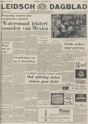 Leidsch Dagblad 1967-09-27