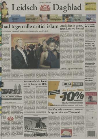 Leidsch Dagblad 2004-11-05
