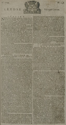 Leydse Courant 1734-12-10