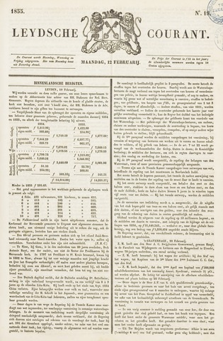 Leydse Courant 1855-02-12