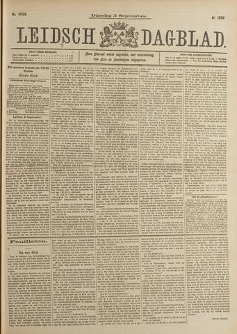 Leidsch Dagblad 1899-09-05