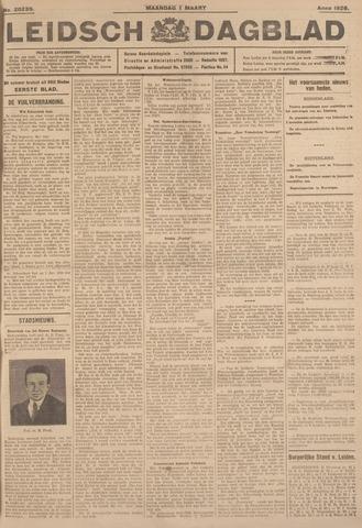 Leidsch Dagblad 1926-03-01