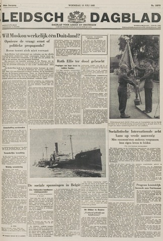 Leidsch Dagblad 1955-07-13
