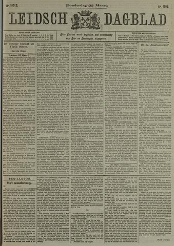 Leidsch Dagblad 1909-03-25
