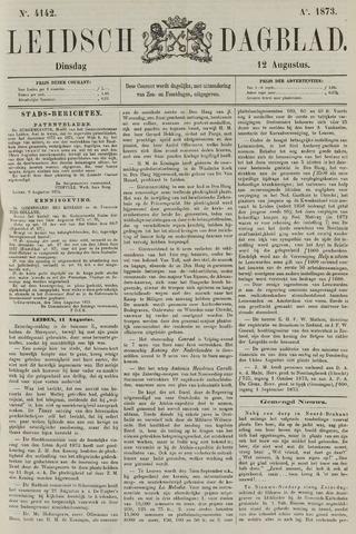 Leidsch Dagblad 1873-08-12