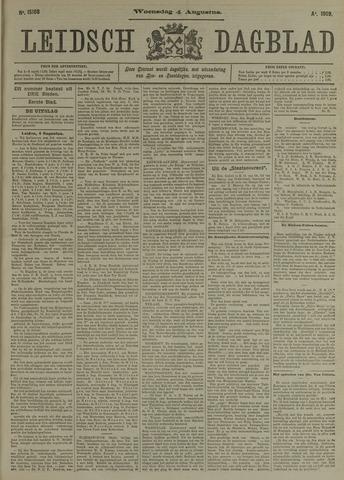 Leidsch Dagblad 1909-08-04