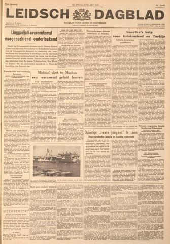 Leidsch Dagblad 1947-03-24