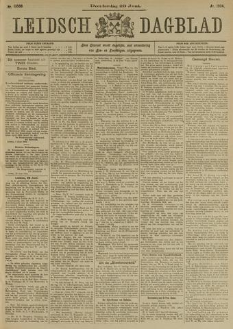 Leidsch Dagblad 1904-06-23