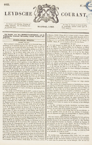 Leydse Courant 1853-05-02