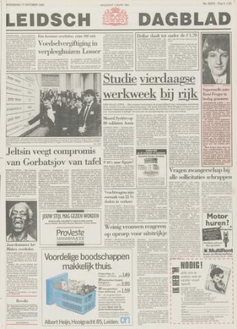 Leidsch Dagblad 1990-10-17