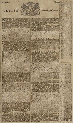 Leydse Courant 1760-03-12