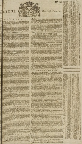 Leydse Courant 1772-09-07