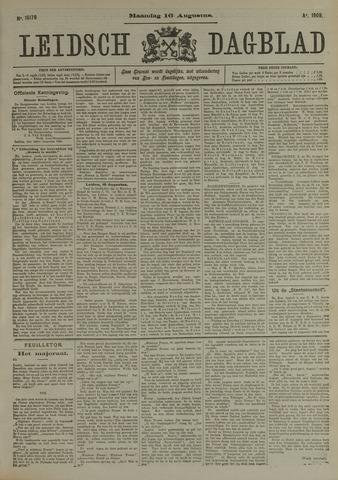 Leidsch Dagblad 1909-08-16