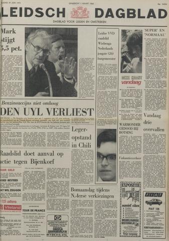 Leidsch Dagblad 1973-06-29