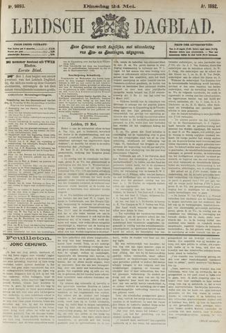 Leidsch Dagblad 1892-05-24