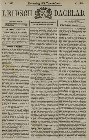 Leidsch Dagblad 1882-12-23