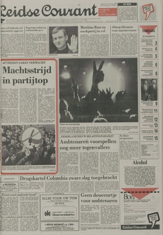 Leidse Courant 1989-11-24