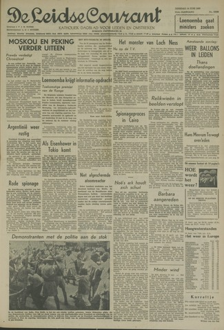 Leidse Courant 1960-06-14