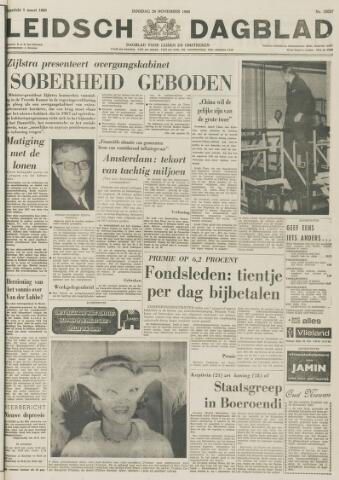 Leidsch Dagblad 1966-11-29