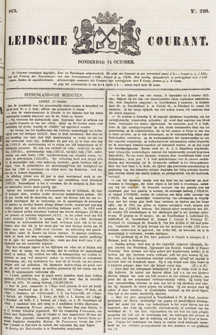 Leydse Courant 1875-10-14