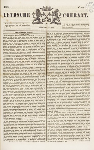 Leydse Courant 1862-05-23
