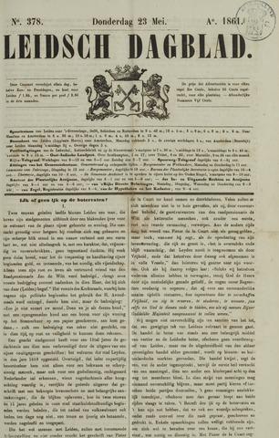 Leidsch Dagblad 1861-05-23