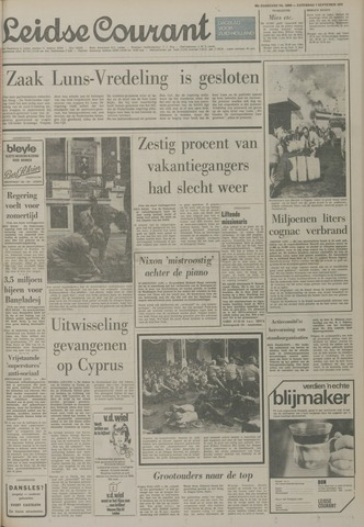 Leidse Courant 1974-09-07