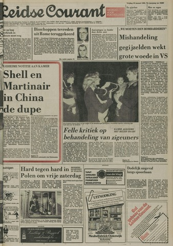 Leidse Courant 1981-01-23