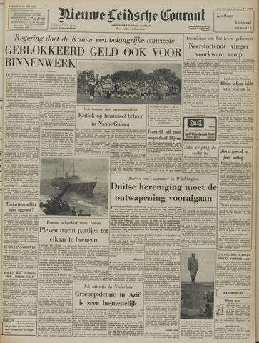 Nieuwe Leidsche Courant 1957-05-29
