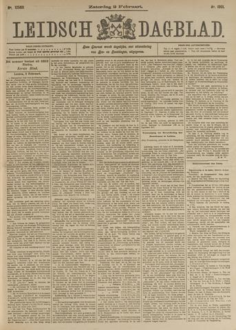 Leidsch Dagblad 1901-02-02