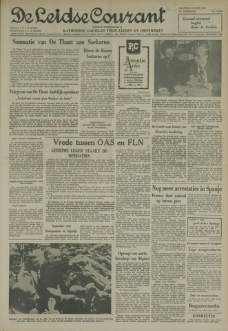 Leidse Courant 1962-06-18