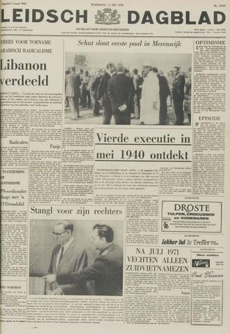 Leidsch Dagblad 1970-05-13