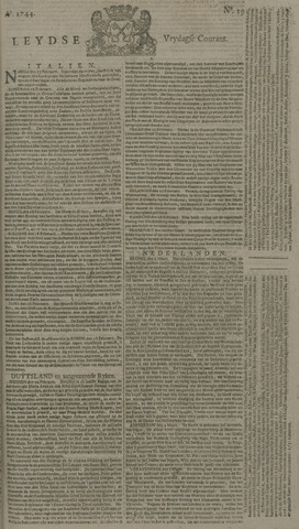 Leydse Courant 1744-03-06