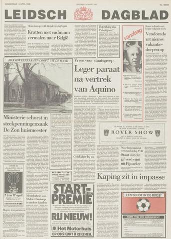 Leidsch Dagblad 1988-04-14