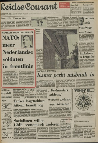 Leidse Courant 1977-09-01