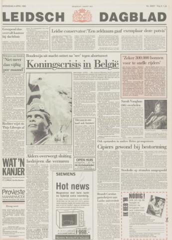 Leidsch Dagblad 1990-04-04