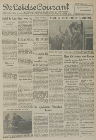 Leidse Courant 1961-03-31