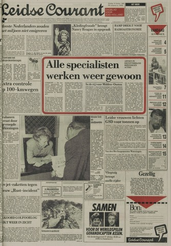 Leidse Courant 1988-10-18