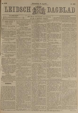 Leidsch Dagblad 1907-04-09