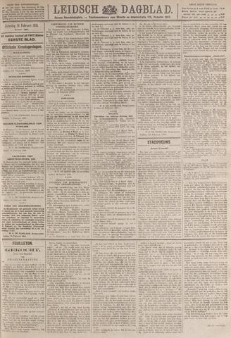 Leidsch Dagblad 1919-02-15