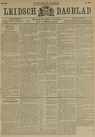 Leidsch Dagblad 1904-08-18
