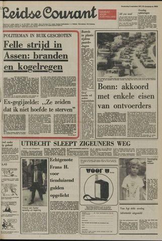 Leidse Courant 1977-09-08
