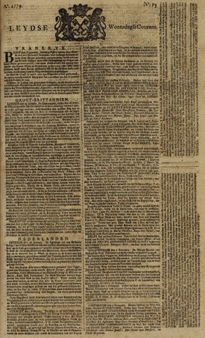Leydse Courant 1779-02-03
