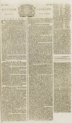 Leydse Courant 1822-07-15