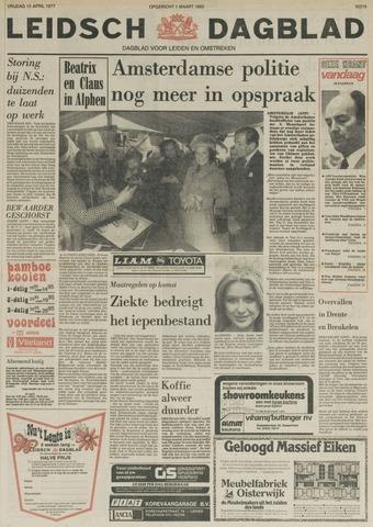 Leidsch Dagblad 1977-04-15