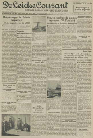Leidse Courant 1949-04-14