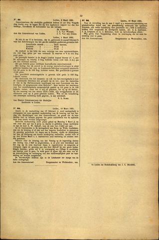 Handelingen van de Raad 1881-03-02